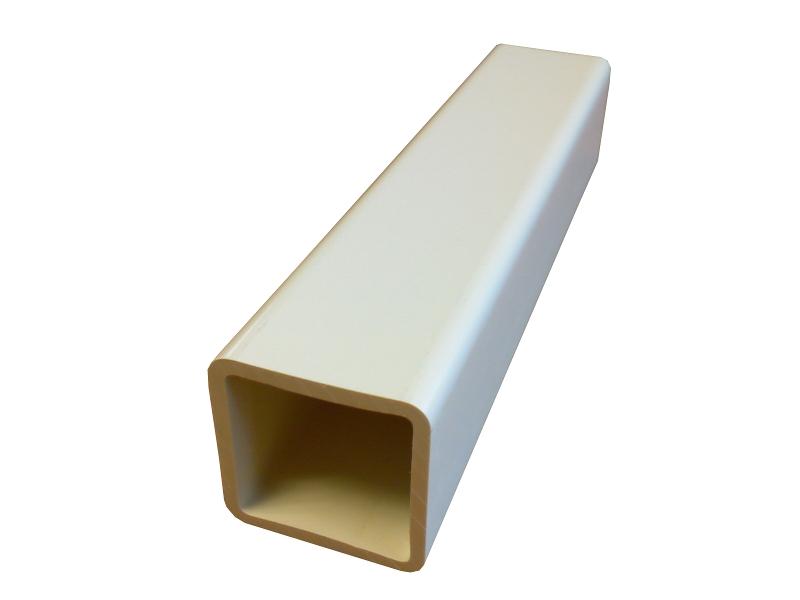 tube carr barreaudage t3131 31x31x2 5 blanc. Black Bedroom Furniture Sets. Home Design Ideas